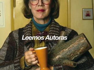 Leemos Autoras  Viernes 29/11/2019 - 20:30h