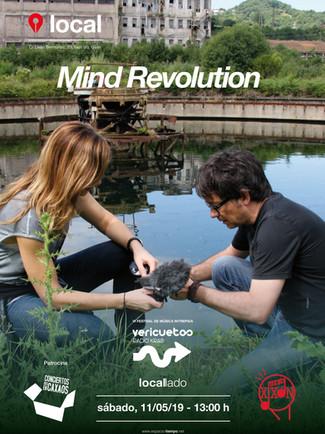 Mind Revolution. Sábado 11/05/19 13:00h