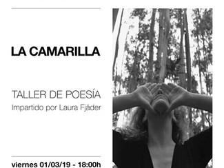 La Camarilla 01/03/19 (18:00 - 20:30)