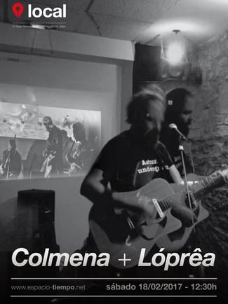 Lóprêa + Colmena.