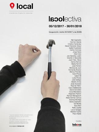 lacolectiva 05/12/2017 - 30/12/2017
