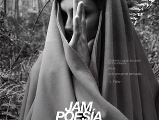 Jam Poesía Gijón: 12/01/18; 09/02/18