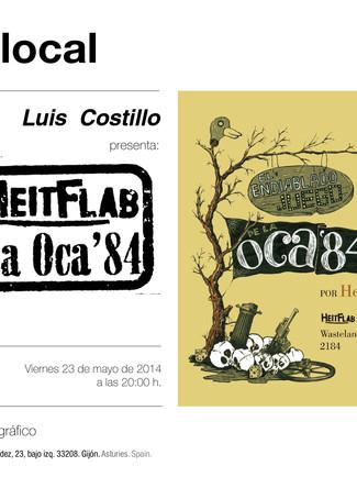 LA OCA'84_Luis Costillo_23/05/2014