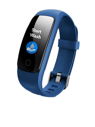 Gen3 Smartband Screen - Start Wash Side.