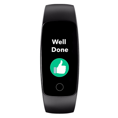 Gen3 Smartband Screen - Good Job.png
