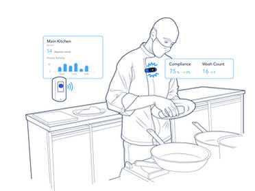 How 'Ghost Kitchens' Use Health and Hygiene Technology to Deliver Meals Safely to Hotel Guests