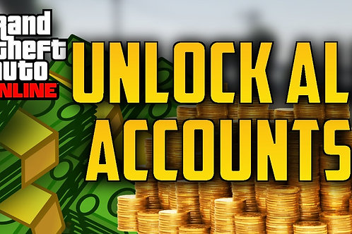 EpicGames Account +Money& XP Booster