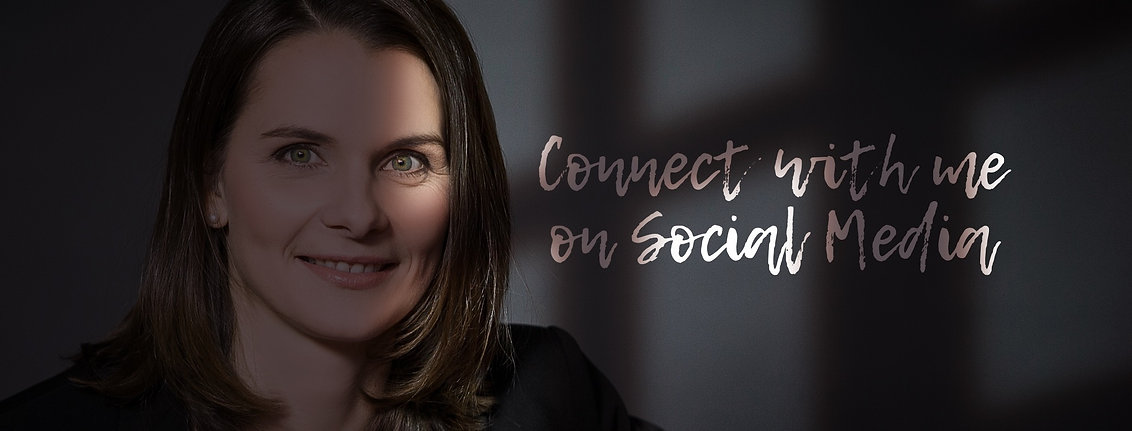 Connect with me on Social Media