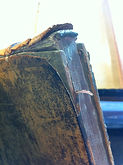 antiquarian book restoration