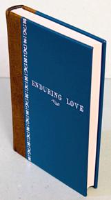 Enduring Love - Quarter Leather Binding