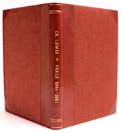 Peals - Traditional Half Leather Binding
