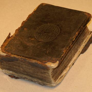 Antiquarian Book Repair - Before 1