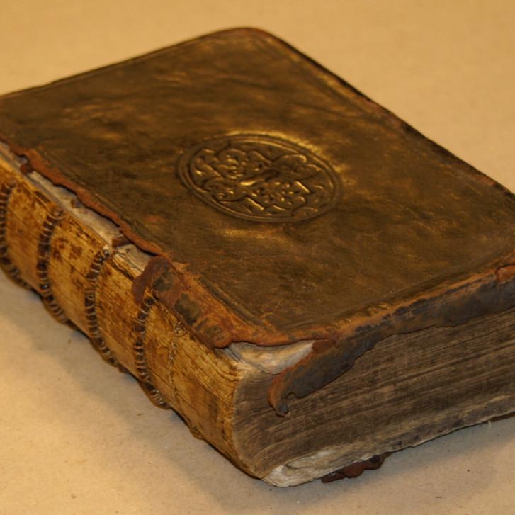 Antiquarian Book Repair - Before 2