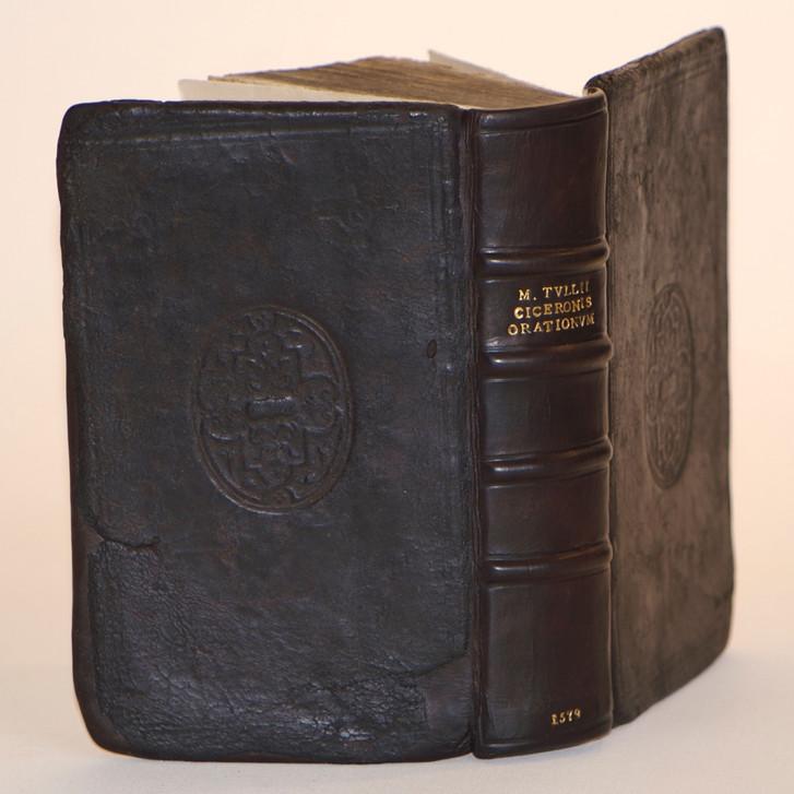 Antiquarian Book Repair - After