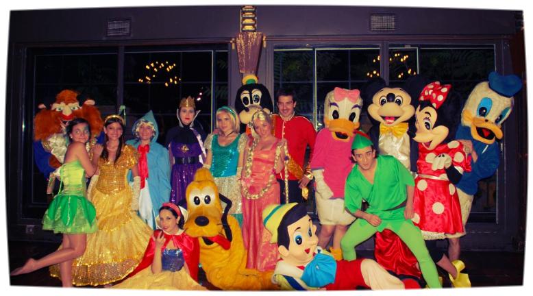 Team Disney