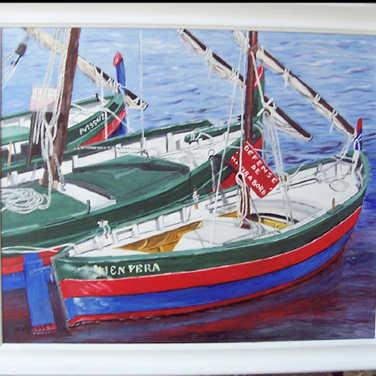 N° 540 Barques catalanes