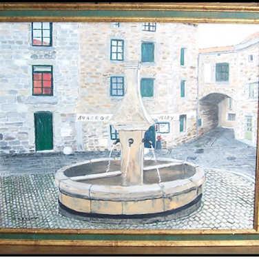 N° 493 Fontaine de St-didier