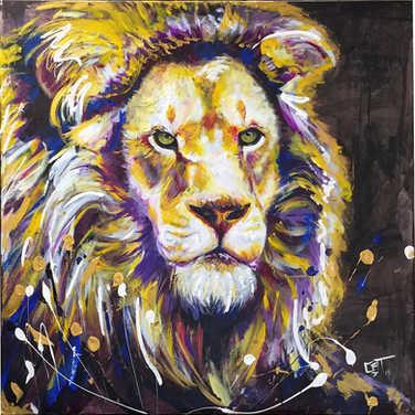 Lion #Dignité