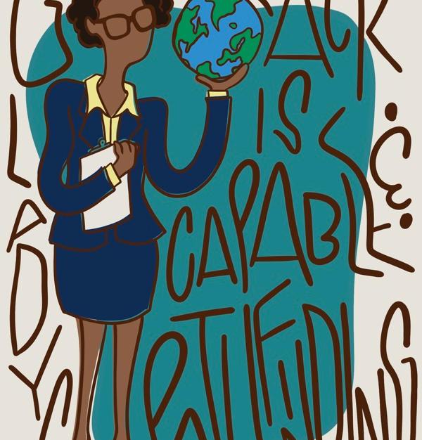 Dr. Gladys Mae West