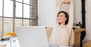 La solution pour travailler devant son écran sans avoir mal à la nuque