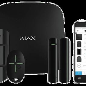 Ajax alarms