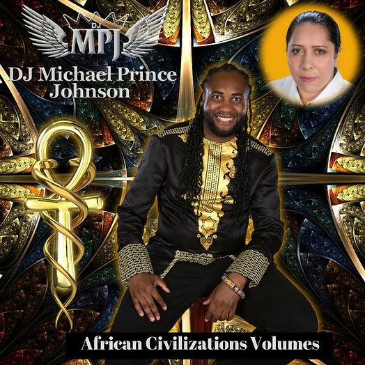 Michael Prince Johnson and his wife.jpg