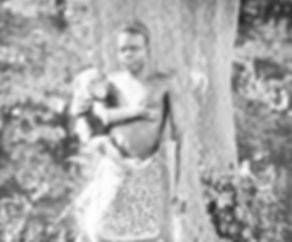 Human Zoo Ota Benga, a Congolese man exhibited in the New York Zoo