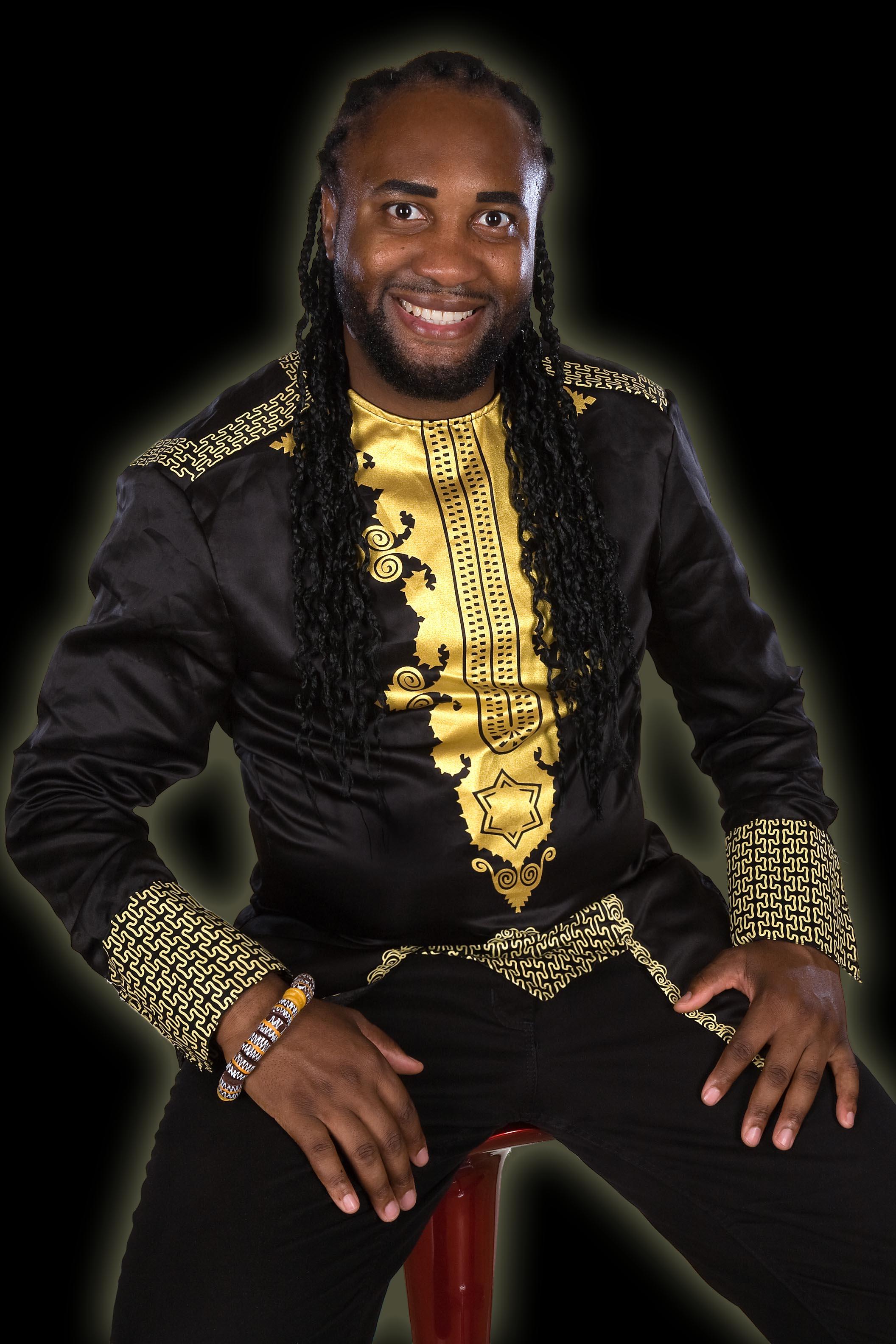 Michael Prince Johnson