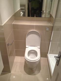 U-BUILDERS Bathrooms