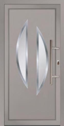 aluminium front door 4