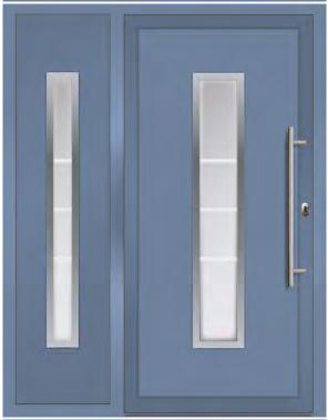 aluminium entrance door 2