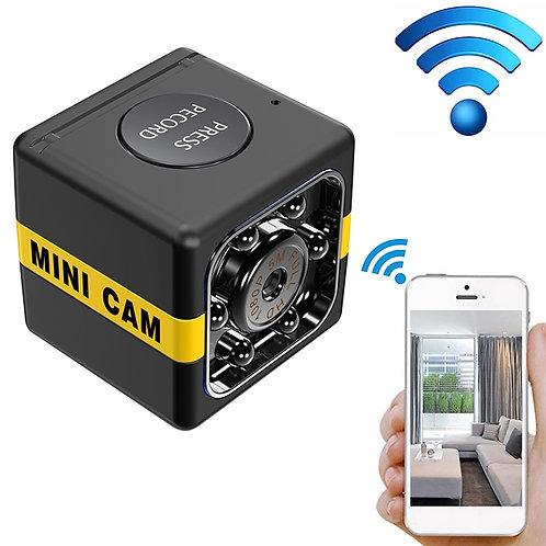 Cámara Miniatura Espia FHD 1080P con batería y vision nocturna