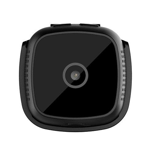 Camara Miniatura Espia FHD 1080 // Tarjeta TF de 64GB, Bateria y Vision Nocturna