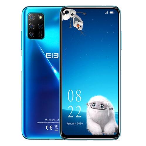 ELEPHONE U5/E6008 OCTACORE 4GB RAM+128GB ROM 48MPX 4G FACE ID NFC