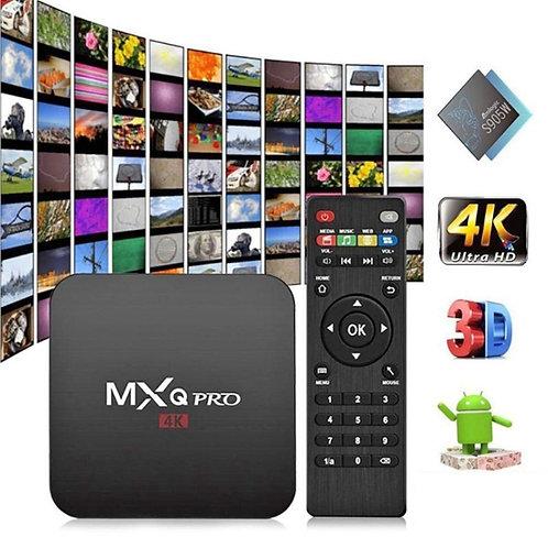Smart TV Box MXQ Pro 4K 2GB RAM +16GB ROM + 5G WiFi