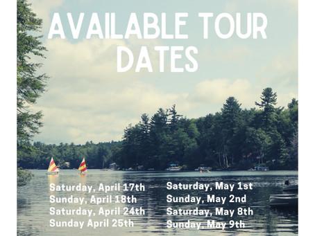 Take a Tour of Fleur de Lis Camp