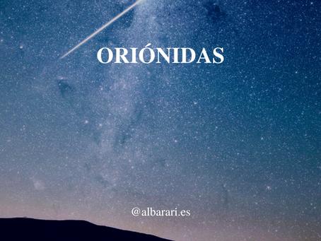 ORIÓNIDAS (21 de octubre de 2020).