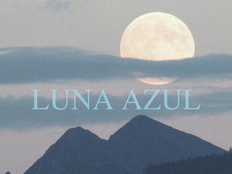 LUNA AZUL (28 de octubre de 2020).