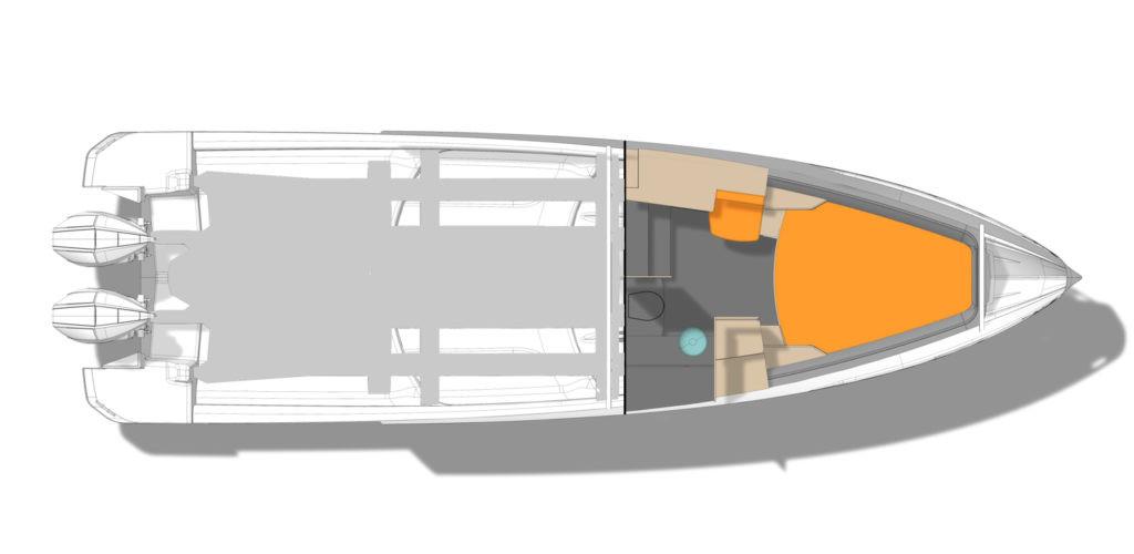 Saxdor 320 GTO Layout 5