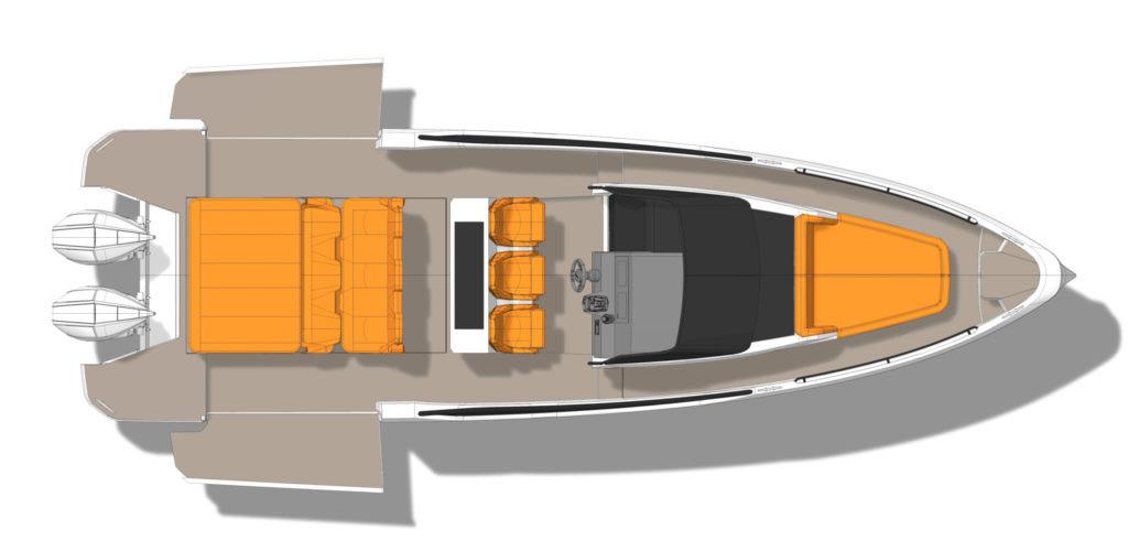 Saxdor 320 GTO Layout 1