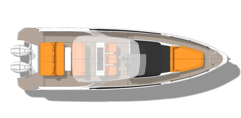 Saxdor 320 GTO Layout 3