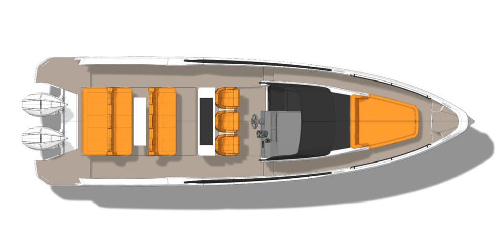 Saxdor 320 GTO Layout 4