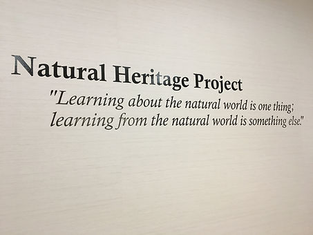 natural Heritage Project.JPG