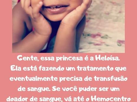 Vamos ajudar a nossa princesinha Helô!