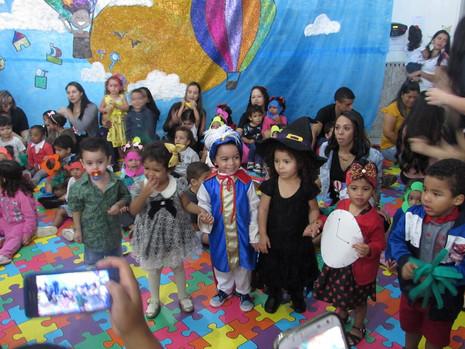 Festa da Família - CCEI Nossa Senhora do Carmo