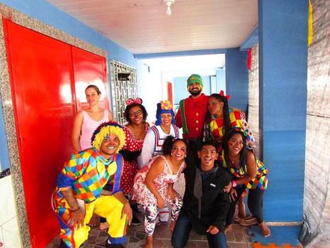 Semana do Circo - CCEI SF