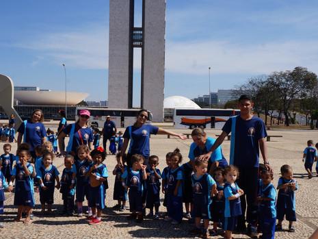 Tour em Brasilia CCEI Sagrada Família