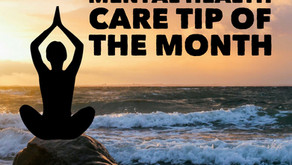 Mental health Care Tip of the month: How this 5-minute meditation can help calm your anxiety