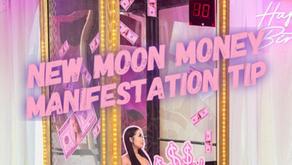 New Moon Money Manifestation Tip 5/22/20