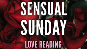 Sensual Sunday 9.26.21